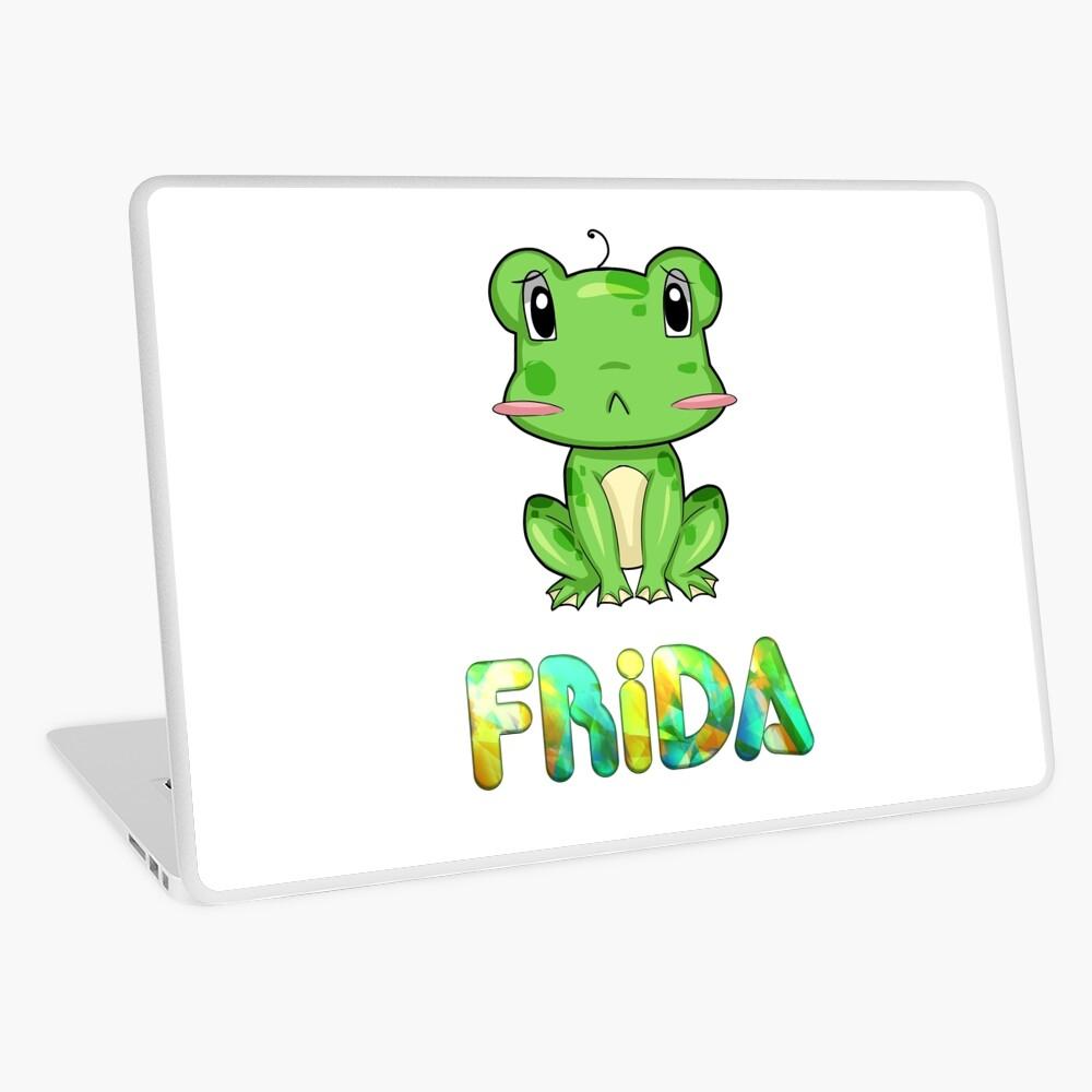 Frosch Frida Laptop Folie