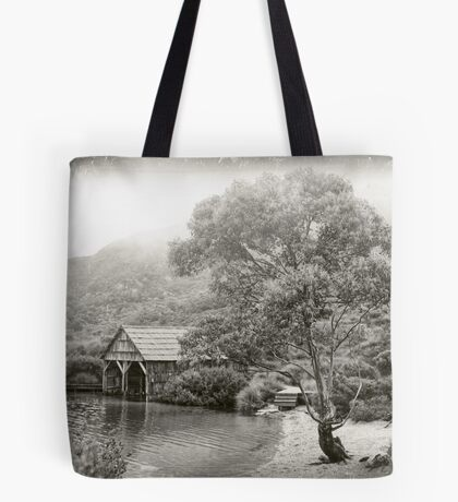 Dove lake Tote Bag