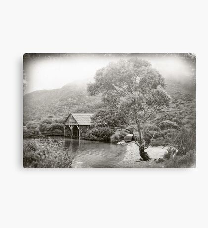 Dove lake Metal Print
