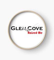 New York Raised Me / Glen Cove / Glen Cove Raised Me Clock