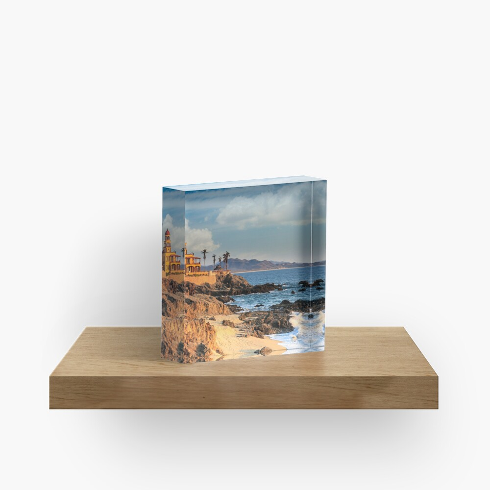 Hacienda Acrylic Block