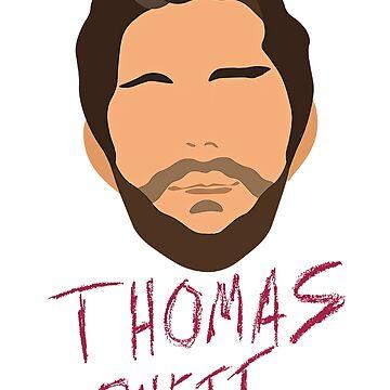 Rhett Exclusive T-shirt by cristy99