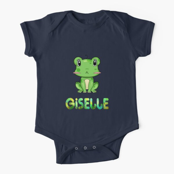 Frosch Giselle Short Sleeve Baby One-Piece