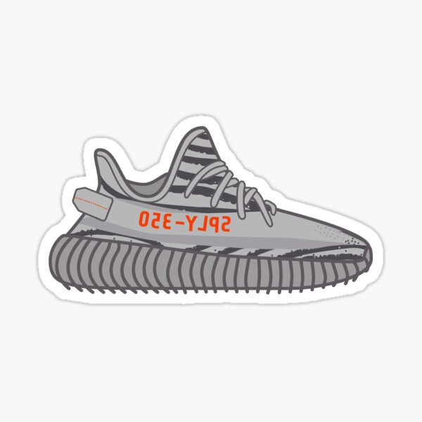 Yeezy Boost 350 V2 | Beluga 2.0 Sticker