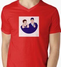 U Talkin' U2 To Me? Mens V-Neck T-Shirt
