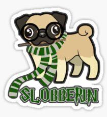 Slobberin Sticker