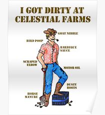 Filthy Farmhand Poster