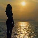 Catching the sunset by Antonio Zarli