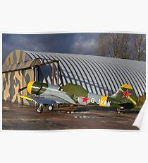 Acrobatic Poster