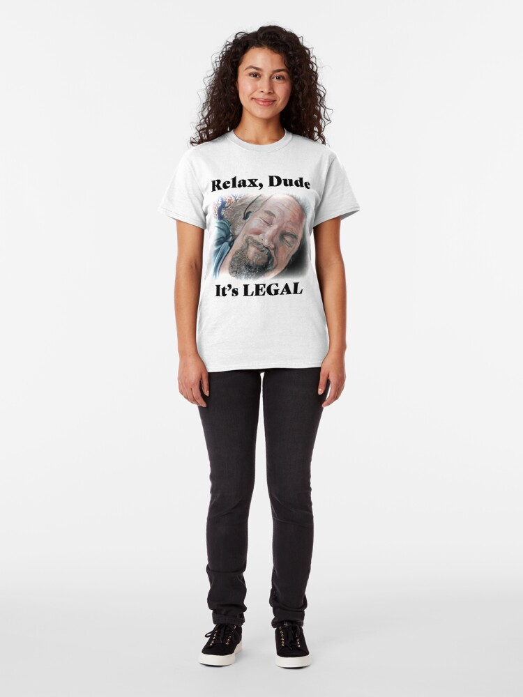 Alternate view of It's Legal Classic T-Shirt