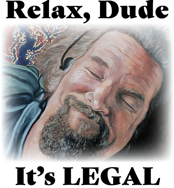 It's Legal by Tom Roderick