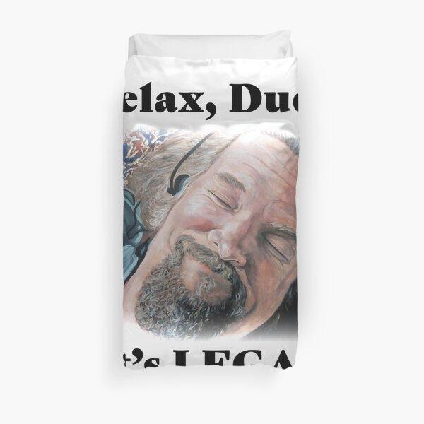 It's Legal Duvet Cover