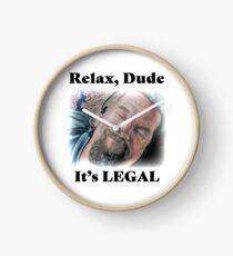 It's Legal Clock