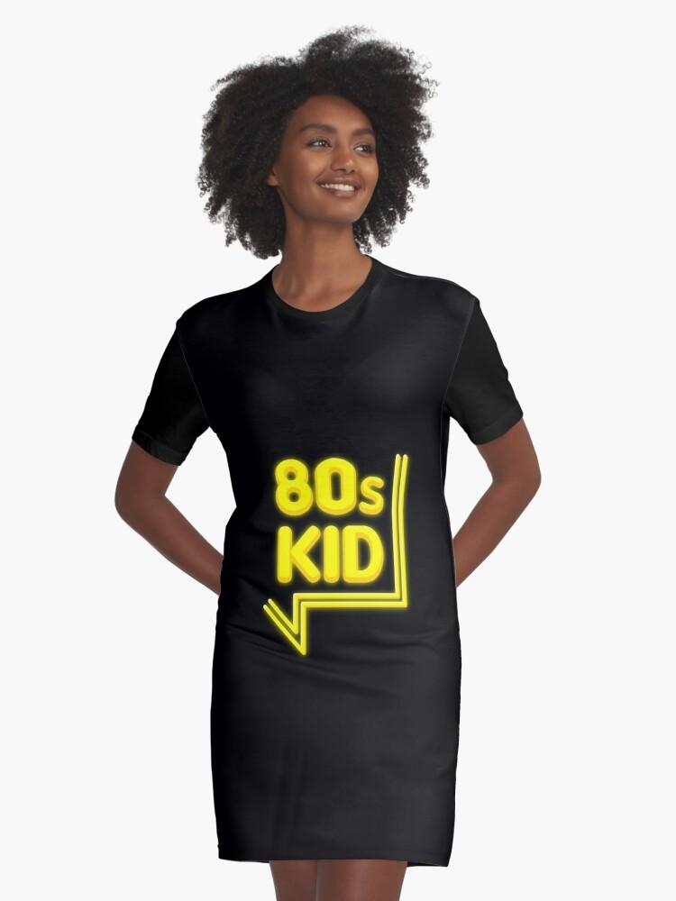 80s Kid 80s Theme Gift 80s Neon Tshirt Rad Dad Shirt 80s Dad