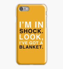 Shock Blanket iPhone Case/Skin