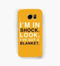 Shock Blanket Samsung Galaxy Case/Skin