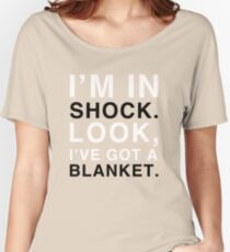 Shock Blanket Women's Relaxed Fit T-Shirt