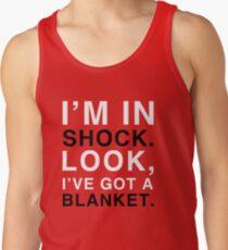 Shock Blanket Tank Top