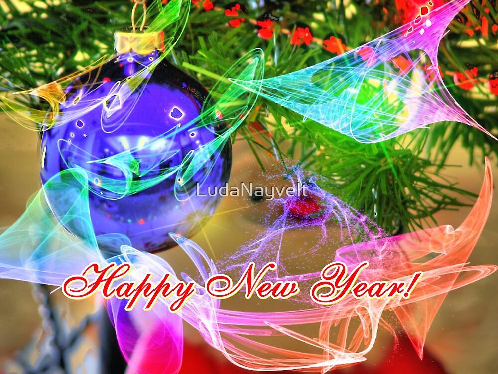 Happy New Year! by LudaNayvelt
