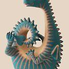 « The Playful Dragon » par Hippopottermiss