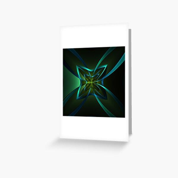 Ngon Star Portal Greeting Card