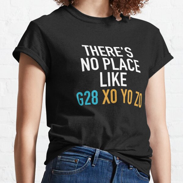 There's No Place Like G28 X0 Y0 Z0 CNC Machinist 3D Printing Classic T-Shirt