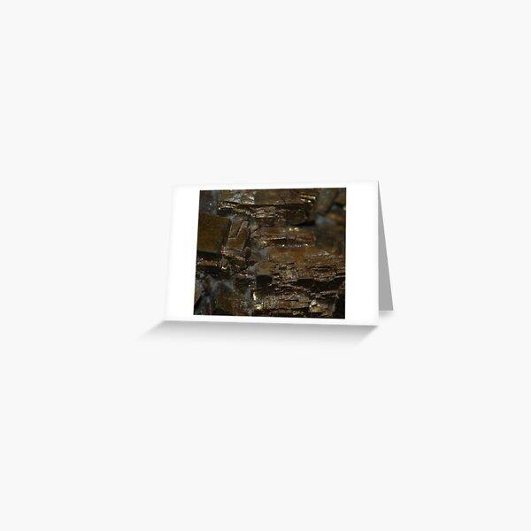 Minature Mountain Greeting Card