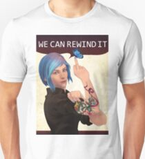 WE CAN REWIND IT Unisex T-Shirt