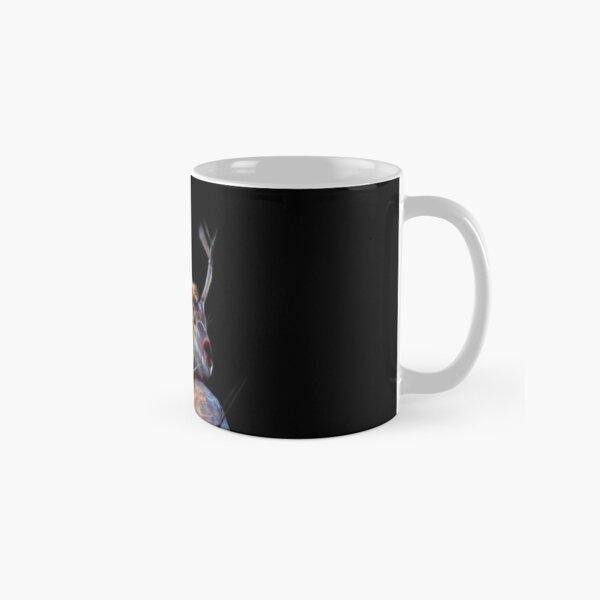 Mosquitolarva head Classic Mug