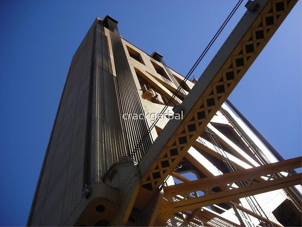 Golden Bridge by crackgerbal