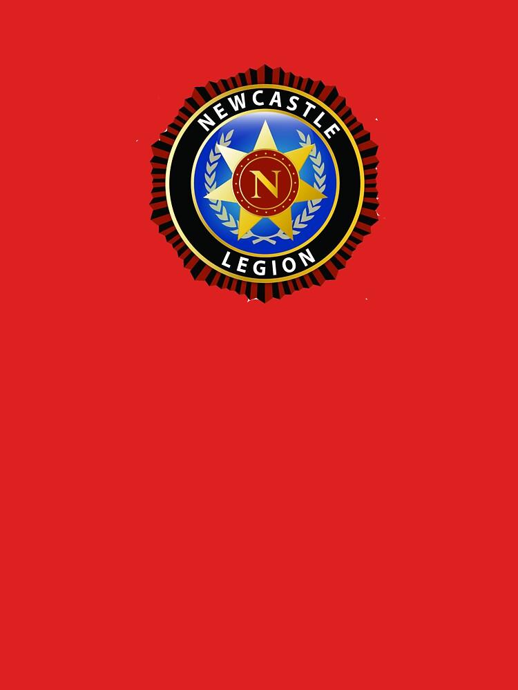 Legion T-shirt by kentfury
