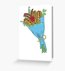 pour vous... Greeting Card