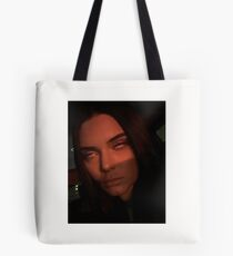 Teen angst at its finest Tote Bag