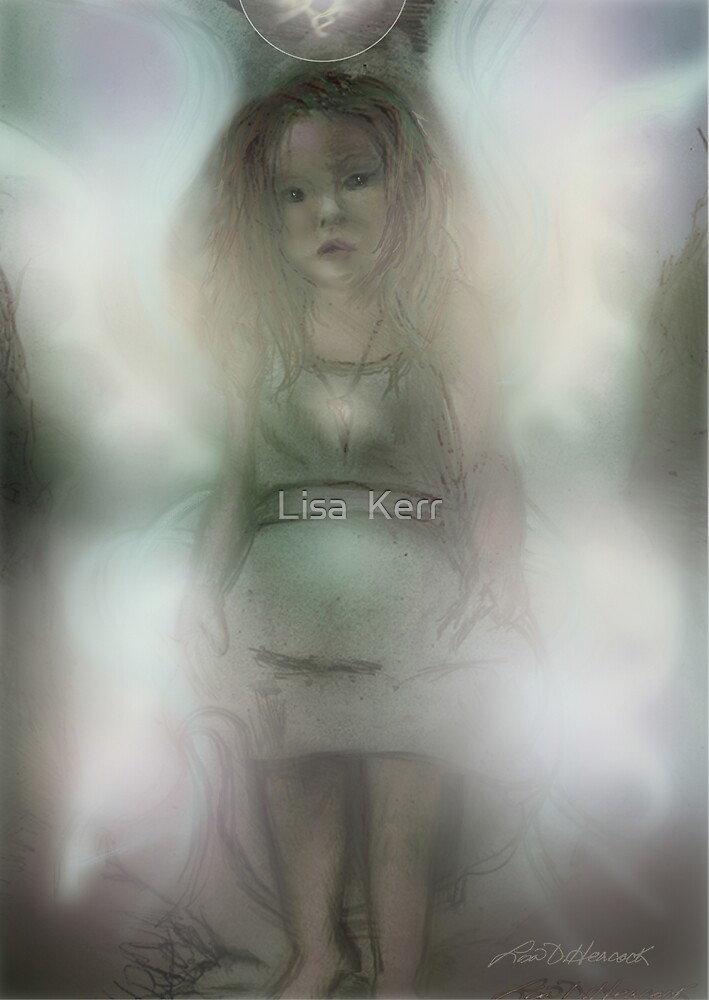 A Light in the Darkness by Lisa  Kerr