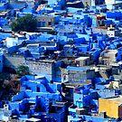 BLUE CITY JODHPUR by amulya