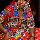 Tribal colours by amulya