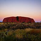 Uluru Sunset 2 by Adam Northam
