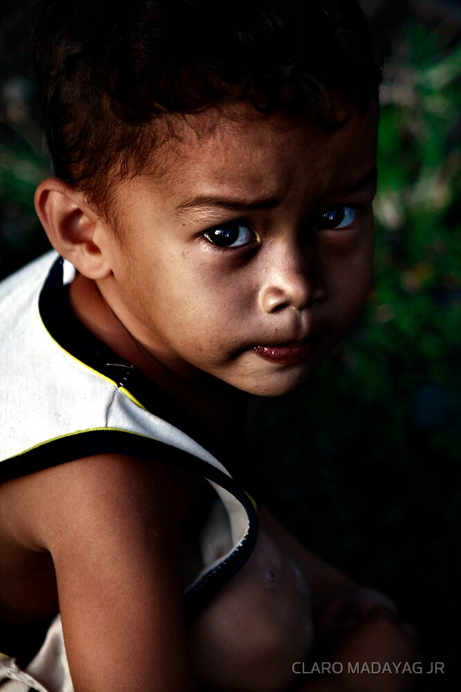 Ang Bata (the kid) by CLARO MADAYAG JR