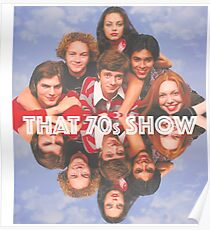 That 70s Show - Cloud Poster
