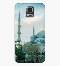 Blue Mosque, Sultan Ahmed Mosque, Istanbul, Turkey Case/Skin for Samsung Galaxy