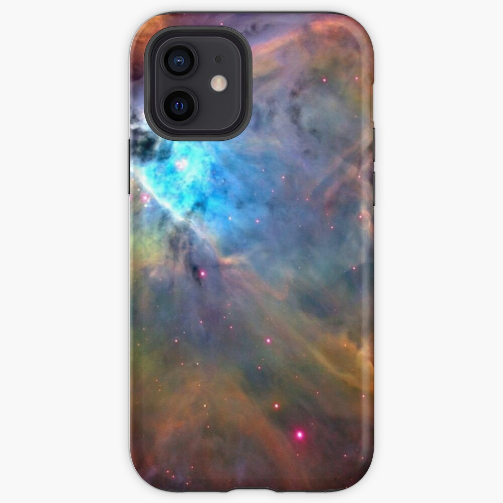 Orion Nebula Space Galaxy 2 Layers iPhone Case & Cover