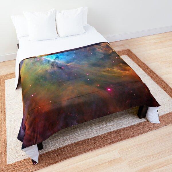 Orion Nebula Space Galaxy, RBSSG Comforter