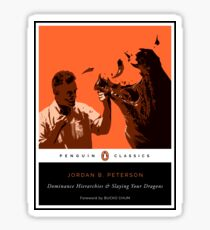 Jordan B. Peterson, Dragon Slayer Sticker