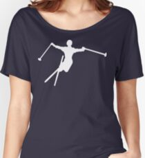 ski : silhouettes Women's Relaxed Fit T-Shirt