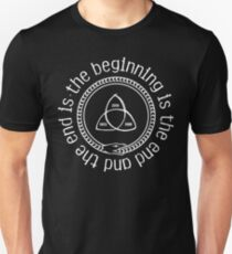 The Beginning is the End (Dark - Netflix) Unisex T-Shirt