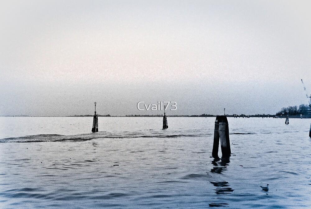 Venice at Sea by Cvail73