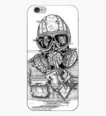 Jammer Deployed - Mute iPhone Case