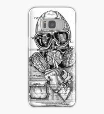 Jammer Deployed - Mute Samsung Galaxy Case/Skin