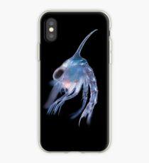 Crustacean planktonic larva iPhone Case