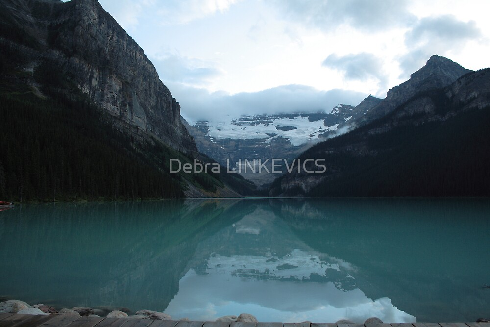 ~Lake Louise~ by Debra LINKEVICS